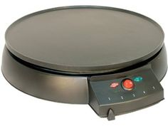 12-in. Nonstick Electric Griddle and Crepe Maker by CucinaPro by CucinaPro at Cooking.com #holidaycooking