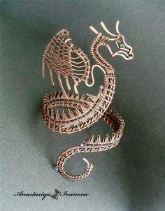 Dragon Arm Cuff I