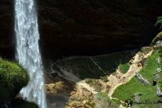 Dolina Vrata i Pericnik oraz wodospad Martuljek - Waterfall, Outdoor, Outdoors, Waterfalls, Outdoor Games, The Great Outdoors