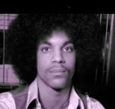 Prince in 1977