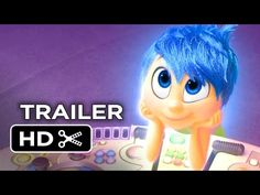 Inside Out Official Trailer #2 (2015) - Disney Pixar Movie HD ---- I can honestly say from the bottom of my heart that I've never been this excited for a Pixar movie!