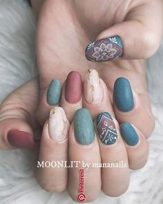 In look for some nail designs and some ideas for your nails? Here's our list of must-try coffin acrylic nails for trendy women. Cute Nails, Pretty Nails, Hair And Nails, My Nails, Oval Nails, Neon Nails, Shellac Nails, Nagellack Design, Fall Nail Art Designs