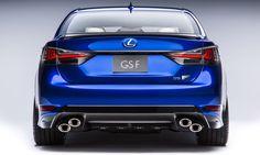 Lexus GS F. #LexusGSF #Performance #Design