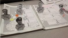 Great interactive notebook lesson and PowerPoint on the Rise of Dictators before World War II. It includes interactive Pop Up Figures for each major dictator along with beautiful, engaging slides, notes, a printable Mao and graphic organizer! An amazing lesson!