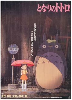 """""""Mon voisin Totoro"""", de Hayao Miyazaki"""