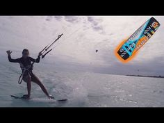 (3) How to Kiteboard: Toeside (Quick Tips) - YouTube