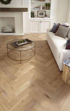 Living Room Flooring, Bedroom Flooring, Home Living Room, Bedrooms With Wood Floors, Bedroom Floor Tiles, Dark Wood Floors Living Room, Hallway Flooring, Wood Floor Design, Wood Floor Pattern