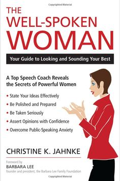 The Well-Spoken Woman | Project with Confidence