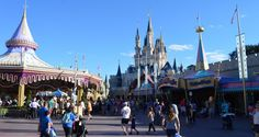 Top 5 Places to Have a Picnic Lunch at the Magic Kingdom - Disney Dining Information