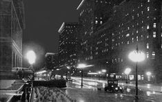 PHOTO – CHICAGO – MICHIGAN AVE – WET NIGHT SCENE (RESTORED) – LOOKING S FROM ART INSTITUTE – THIS WAS AN ART INSTITUTE ITEM – 1912 | CHUCKMAN'S PHOTOS ON WORDPRESS: CHICAGO NOSTALGIA AND MEMORABILIA Rapid Transit, Chicago Photos, Aerial View, Michigan, Restoration, Nostalgia, Scene, Night, Postcards