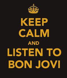 listen to Bon Jovi cyna