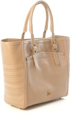 CHRISTIAN LOUBOUTIN Farida Shopper Bag