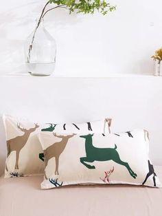 New Arrivals: Dresses, Swimwear, Tops, & More | SHEIN USA Deer Decor, Bed Pillows, Pillow Cases, Usa, Swimwear, Tops, Dresses, Pillows, Bathing Suits
