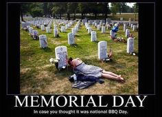 memorial day reason for