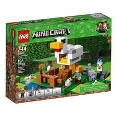 #Valentines #AdoreWe #Walmart Mexico - #Walmart Mexico Lego minecraft el gallinero 198 piezas - AdoreWe.com