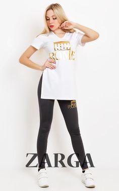 Спорт. костюм 1552. Спортивные костюмы. Оптовая продажа женской одежды и аксессуаров. Интернет-магазин ZARGA.