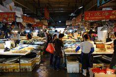 Markets in Dalian, China Dalian China, Mid Autumn Festival, Spaces, Marketing