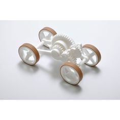 3D printed Toy Car