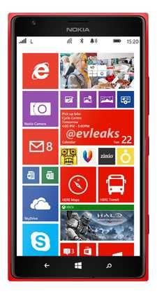 Nokia Lumia 1520 La foto ufficiale e caratteristiche in anteprima