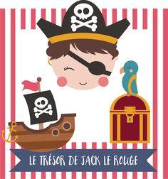 Partez à l'aventure avec cette chasse au trésor gratuite pour enfants de 3 à 10 ans ! Téléchargez et imprimez le kit et partez à la recherche du trésor de Jack le Rouge. #chasseautresor #chasseautresorenfant #chasseautresorgratuite #chasseautresoraimprimer #jeuxaimprimerenfant #jeuxaimprimergratuit Diy Pour Enfants, Pirates, Playing Cards, Studio, Games, Kit, Fun Diy Crafts, Tabletop Games, Study