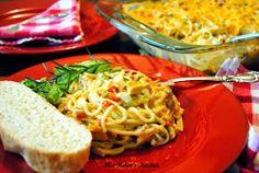 Miz Helen's Country Cottage: Chicken Spaghetti
