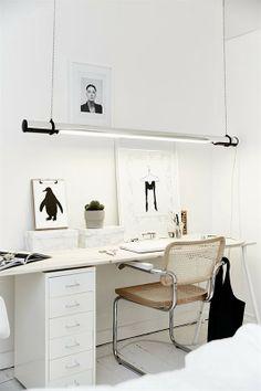 the home of Elin Kickén, interior stylist