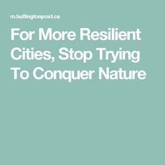 Had we designed cities with nature in mind, we'd see fewer issues around flooding, pollution and excessive heat. Cities, Nature, City, Nature Illustration, Off Grid, Mother Nature