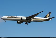 High quality photo of 9V-SWA (CN: 34568) Singapore Airlines Boeing 777-312ER by sas1965