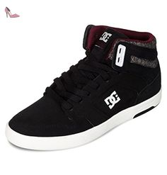 new product cac29 88c8e DC Nyjah High, Baskets mode femme - Noir (Black Anthracite-Bka), 36 EU   Amazon.fr  Chaussures et Sacs