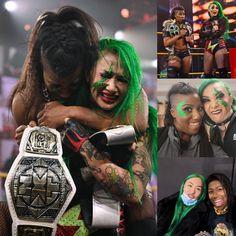 Wwe Womens, Wwe Wrestlers, Wwe Divas, Wwe Superstars, Black Heart, Evolution, Champion, Wrestling, Moon