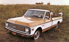 1967–1972 Chevy and GMC pickups Pick 'Em Up: The 51 Coolest Trucks of All Time – Feature –Car and Driver