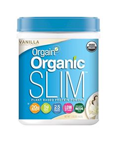Orgain Organic Slim Weight Loss Powder, Vanilla Bean, 1.02 Pound, 1 Count -- Find out more about the great product at the image link.
