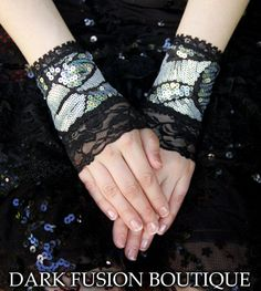 11cd36e737e9b 27 Best Dark Fusion Boutique - Arm Warmers images