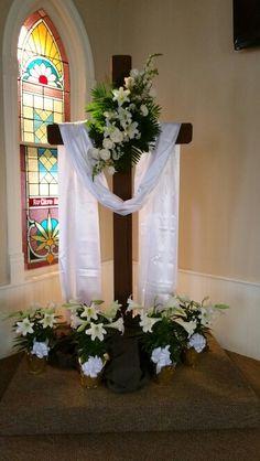 Church Decor Ideas Lent Palm Sunday