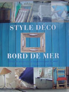 Ambiance marine on pinterest beach huts beaches and for Accessoires salle de bain theme mer