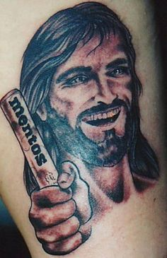 Funny Jesus Tattoos | Bible Tattoo Fails (Page 2)