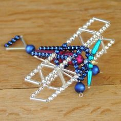 Free Faceted Bead Ornament Patterns | ... christmas ornaments or more specifically blown glass bead ornaments