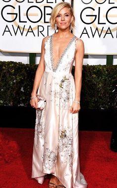 Glitter @ Golden Globe...best dressed