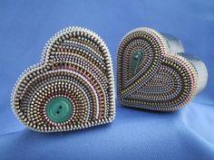 Krawiecka biżuteria - czyli coś co każda papaverowiczka powinna mieć.