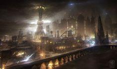 Gotham Snowstorm - Characters & Art - Batman: Arkham Origins