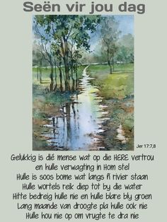 Lekker Dag, Goeie More, Afrikaans Quotes, Good Morning Wishes, Prayer Quotes, Verses, Water, Pictures, Inspiration