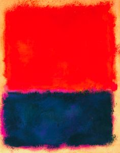 another glorious Mark Rothko