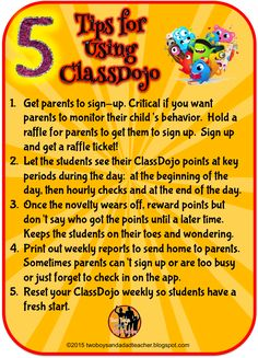 5 Things to Know before Using ClassDojo
