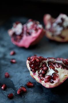 surface. colour. pomegranite by the inspirational Clare Barboza