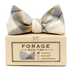 FORAGE haberdashery  bow tie  {autumn / winter 2012}