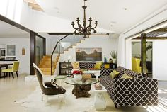 Eclectic Home by Pal + Smith
