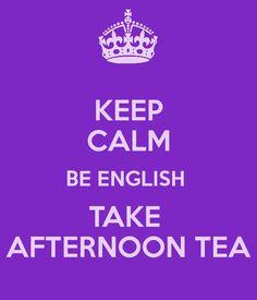 ... Afternoon Tea