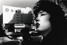 View Tokyo, Japon, 1984 by Daido Moriyama on artnet. Browse more artworks Daido Moriyama from Polka Galerie. Robert Frank, Black And White City, Black N White Images, Osaka, William Klein, Japanese Photography, Girl Running, City Photography, Conceptual Photography