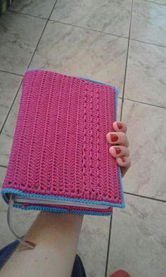 Capa de Bíblia rosa