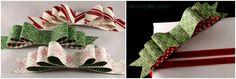 The Crafty Blog Stalker: Pretty Paper Bow Tutorials